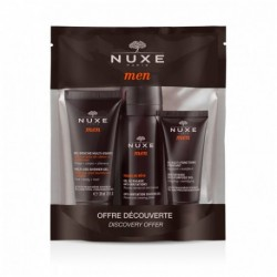NUXE MEN PACK GEL DUCHA+GEL AFEITAR+GEL HIDRATAN