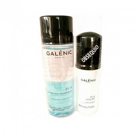 GALENIC PUR DESM OJOS WATERPROOF125ML