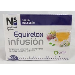 NS EQUIRELAX INFUSION 20 SOBRES
