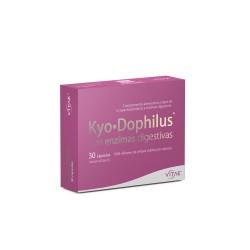KYODOPHILUS CON ENZIMAS 30 CAPSULAS