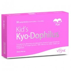 KIDS KYO-DOPHILUS 30 COMPRIMIDOS