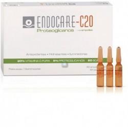 ENDOCARE 1 SECOND C20 PROTEOGLICANOS 1 ML 30 AMP