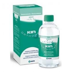 KIN ORTHONET COLUTORIO SEMANAL LIMPIEZA 400 ML